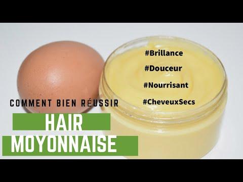 🌺5. DIY │Hair Mayonnaise, le conditionner dont les cheveux secs ont besoin. Comment le réussir ?