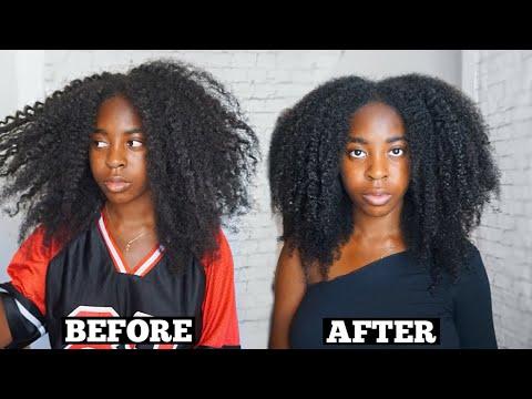 DIY HAIR MAYONNAISE POUR SAUVER TES CHEVEUX CET HIVER 🌨! |Helene Nk