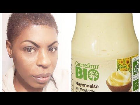 Le bienfait de la mayonnaise sur les cheveux