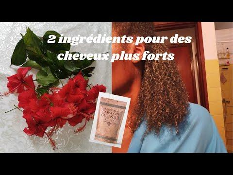 DIY Shampoing naturel avec seulement 2 ingrédients pour des cheveux plus forts