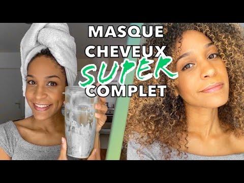 ༄ Mets de la Spiruline dans tes cheveux !!! • Masque maison SUPER COMPLET ༄