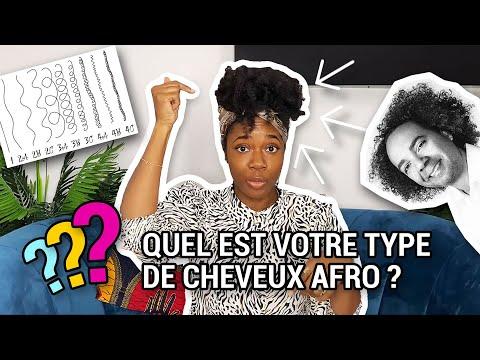 COMMENT CONNAITRE SON TYPE DE CHEVEUX AFRO ? Type de cheveux 4C, 4A, 4B, 3A, 3B, 3C ?