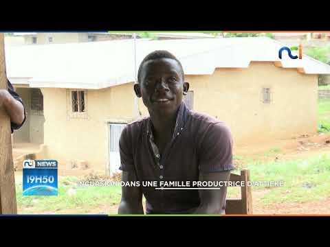 Bongouanou | Incursion dans une famille productrice d'Attiéké