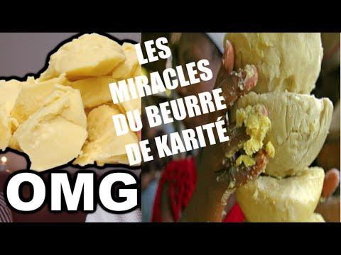 INCROYABLE😱 LES MIRACLES ET LES BIENFAITS DU BEURRE DE KARITÉ  **A SAVOIR ABSOLUMENT**