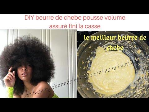 comment faire le meilleur beurre de chebe